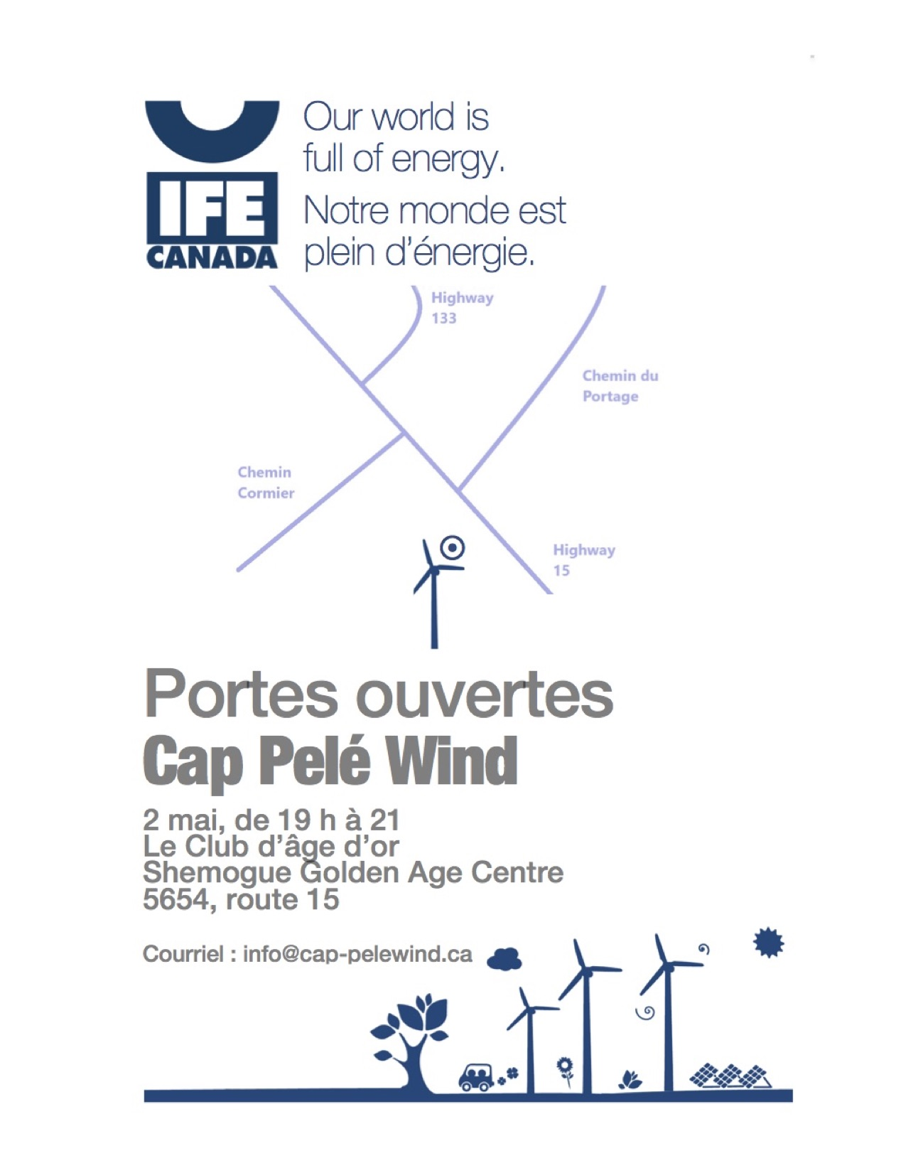May 2 Invitation in French